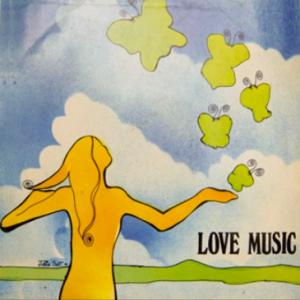 Paride Miglioli e La Sua Orchestra - Love Music (1980 City Record Reissue) Dischi Produzioni Ventotto (~1971)