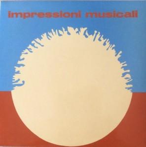 Paride Miglioli - Impressioni musicali (1970s) Lupus Records