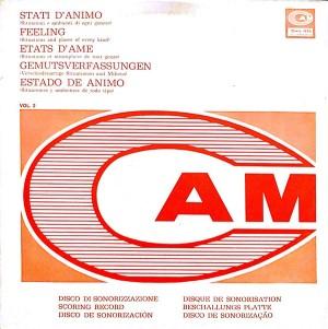 Various Artists - Stati d'animo Vol. 2 - Situazioni e ambienti di ogni genere (1973) CAM Records